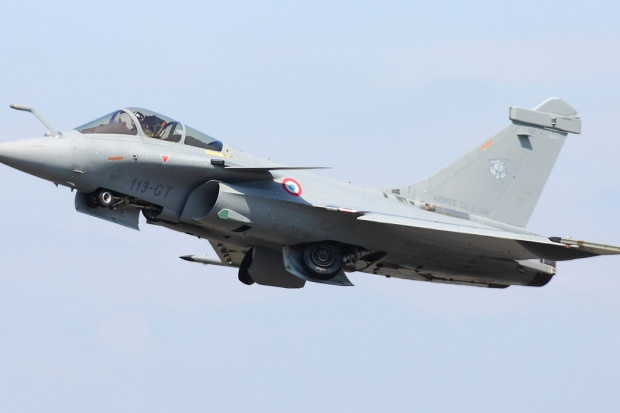 Hollande w Indiach m.in. o kontrakcie na Rafale za 9 mld dol.
