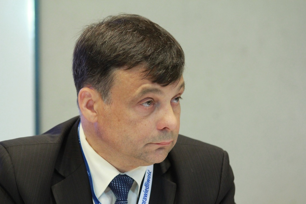 Polska jest jednym z najbogatszych geologicznie krajów UE - to jest nasza ogromna szansa, którą musimy wykorzystać, organizując państwo - mówi Mariusz Orion Jędrysek. (Fot. PTWP)