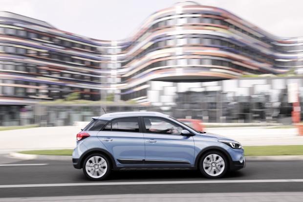 Odświeżenie gamy modelowej nakręciło sprzedaż Hyundaia w Europie