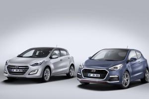 Nowy i30 oraz i30 Turbo. fot. Hyundai
