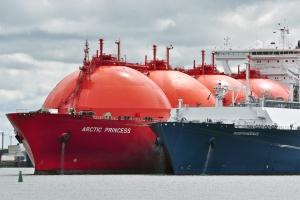 PGNiG odebrał pierwszy ładunek gazu spot