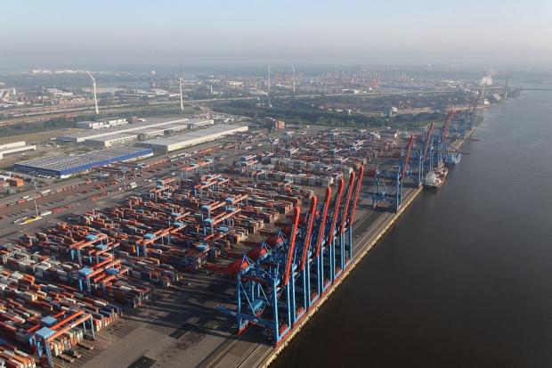 Nowa strategia dla portów Niemiec