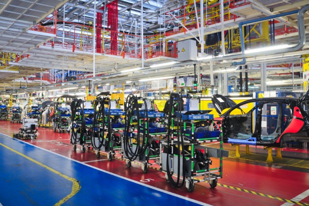Słowackie zakłady Jaguara droższe od prognoz