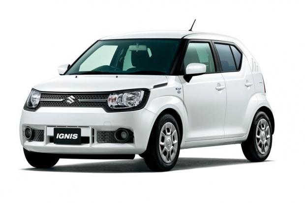Suzuki szykuje nowy model IGNIS