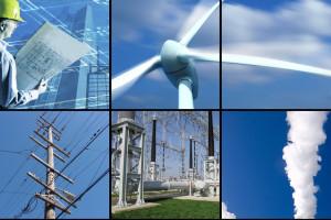 Produkcja i zużycie prądu w górę