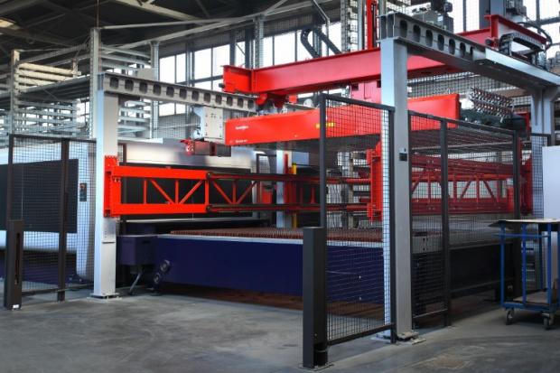 Konsmetal modernizuje fabrykę w Nidzicy