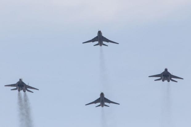 Szef NATO: cięcia wydatków na obronność spadły prawie do zera