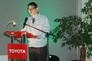 Nowy szef Toyoty w Wałbrzychu