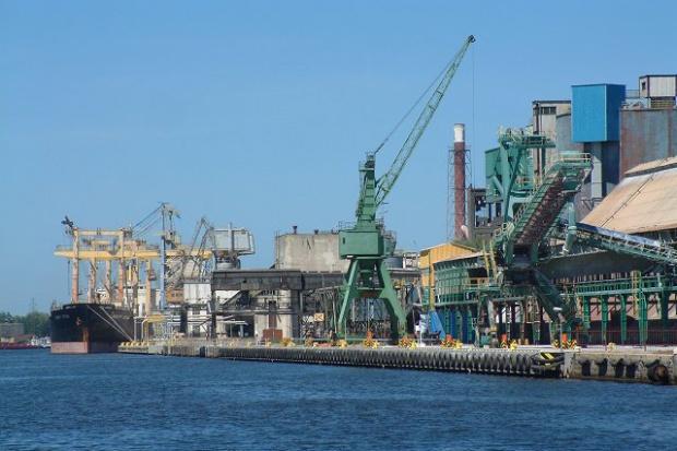 Czy polskie porty odebrały ładunek Hamburgowi?