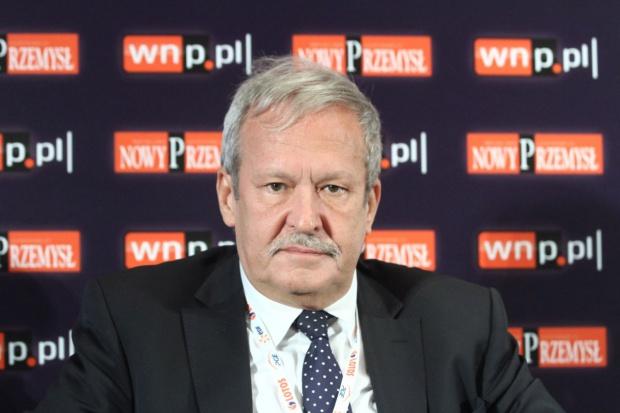 Janusz Steinhoff: w górnictwie nadal mamy bal na Titanicu