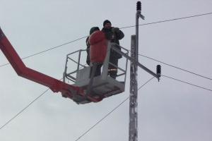 Orkan Fryderyka pozbawił prądu wielu odbiorców w Polsce