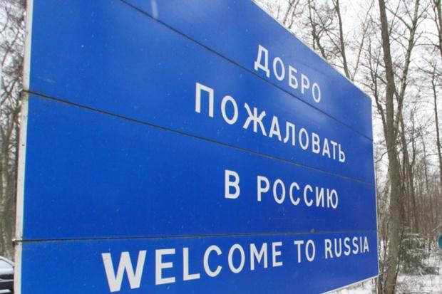 Ruch ciężarówek na granicy z obwodem kaliningradzkim zamarł