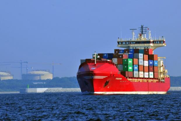 Przewozy morskie wskazują na spowolnienie światowej gospodarki