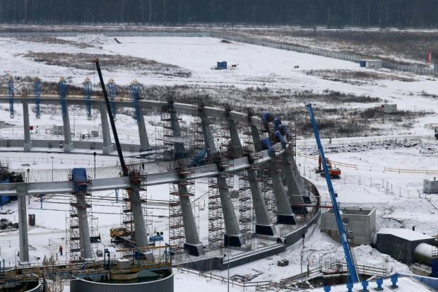 Tauron: budowa bloku 910 MW w Jaworznie zgodnie z planem