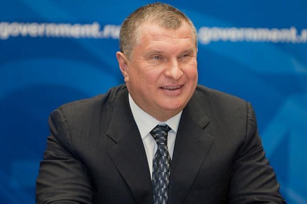 Szef Rosnieftu niebezpieczny sojusznik Putina