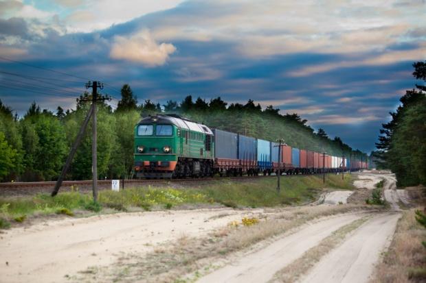 Ukraina. Trasa kolejowa do Chin z ominięciem Rosji