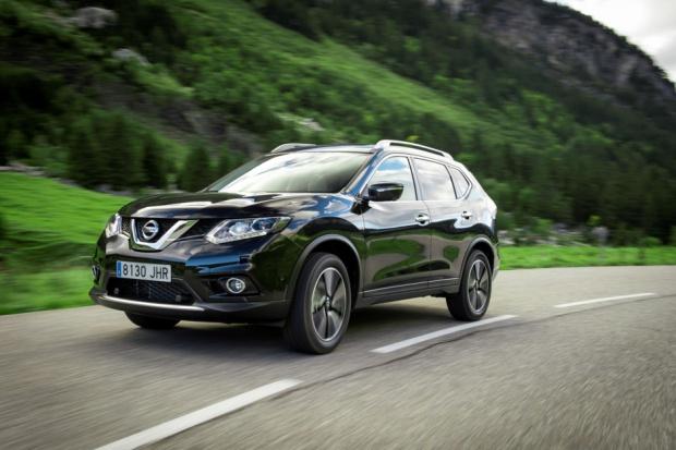 Kuracja odchudzająca: noworoczne postanowienie Nissana