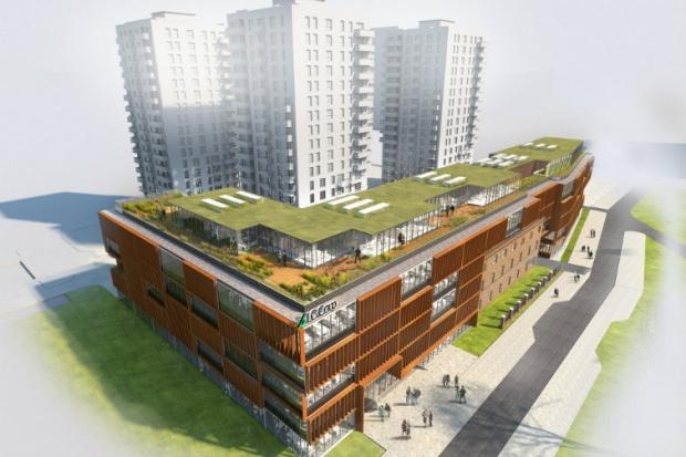 Cztery wieżowce Leszka Czarneckiego podzieliły Gdańsk