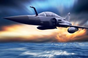 Myśliwiec Wenezueli przechwycił samolot pasażerski