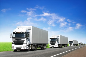 Duża nadwyżka mocy przewozowych w europejskim transporcie drogowym