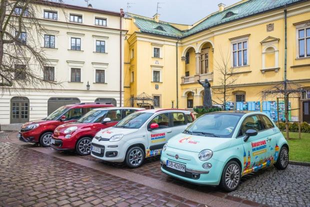 Fiat na Światowych Dniach Młodzieży