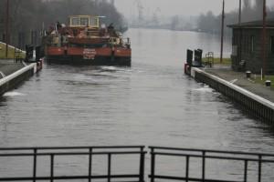 Co z realizacją planu udrożnienia rzek dla transportu?