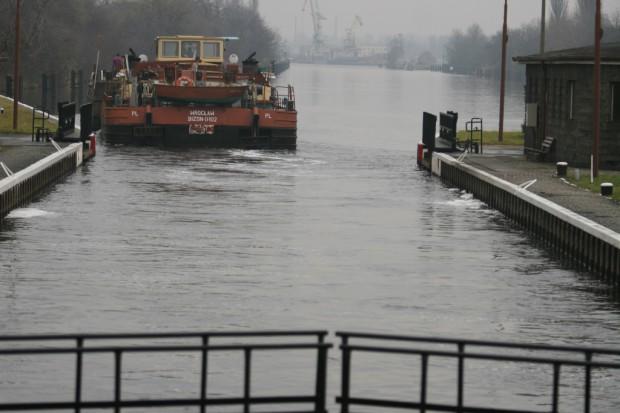 Transport wodny wygra z ruchem kołowym?