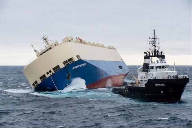 """Zakończyła się """"samowolka"""" statku Modern Express"""