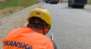 Skanska wyprzedaje drogowe aktywa w Polsce
