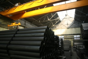 Severstal: więcej stali, mniej wyrobów