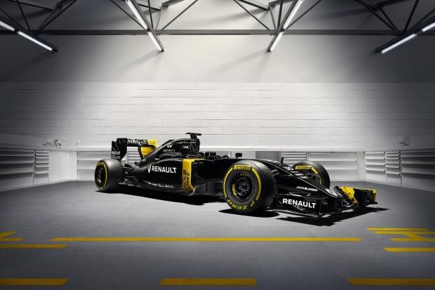 Nowy etap Infiniti w Formule 1