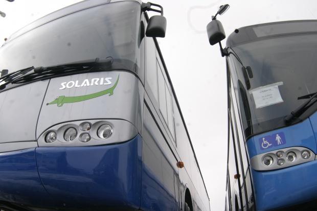 Solaris dostarczy 12 autobusów hybrydowych do Krakowa