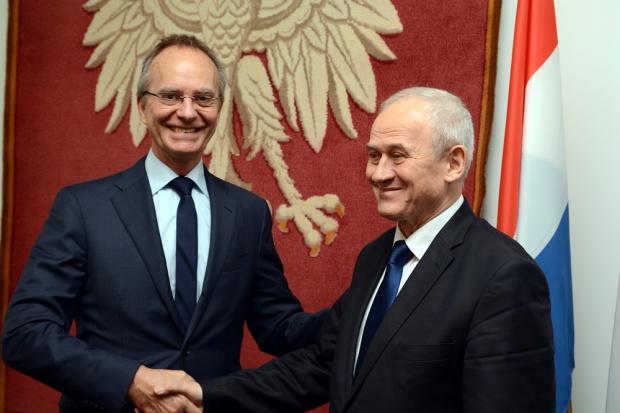 Polsko-holenderskie rozmowy o bezpieczeństwie dostaw gazu