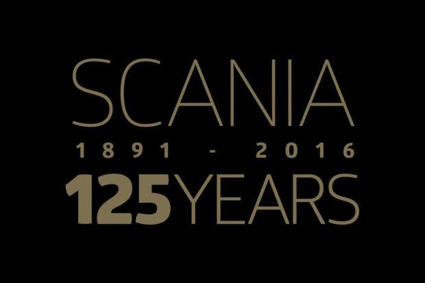 Scania świętuje 125. urodziny
