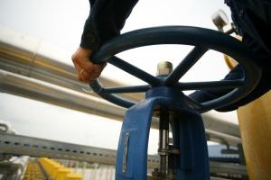 Wzrost eksportu gazu z Rosji przy niższych dochodach