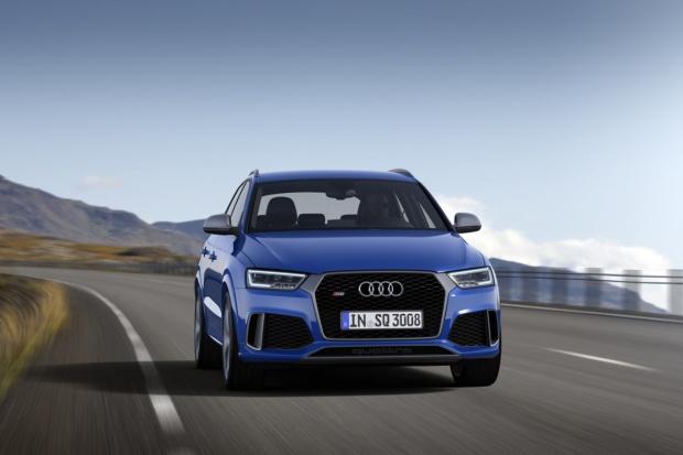 Nowy poziom mocy w Audi