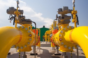 Oby Europy nie podzieliła gazowa kurtyna