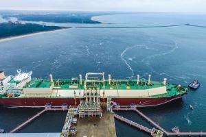 Druga dostawa LNG już w Świnoujściu