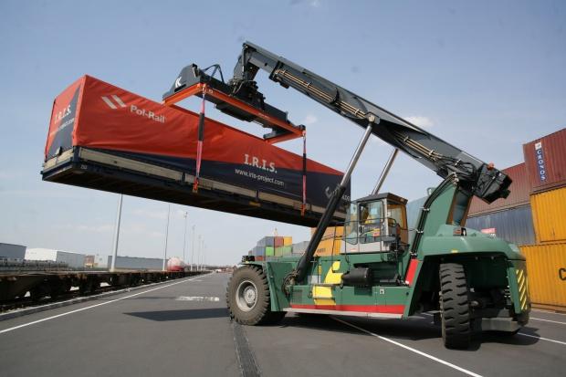 UTK: przewozom intermodalnym potrzebne są preferencyjne zasady
