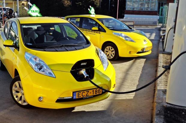 Rośnie europejski rynek aut na paliwa alternatywne