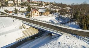 Mostostal Warszawa wybudował most z kompozytów