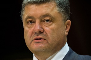 Poroszenko obiecuje MFW przyspieszenie reform