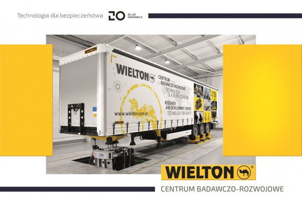 Wielton uruchomił Centrum Badawczo-Rozwojowe