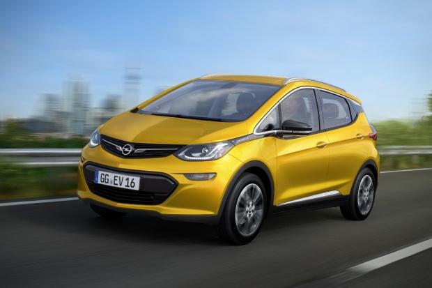 Opel zapowiada elektryczny model Ampera-e