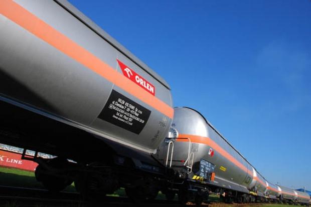 PKN Orlen jednak nie sprzeda kolejowych aktywów