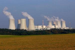 Nieplanowane wyłączenie bloku w czeskiej elektrowni atomowej