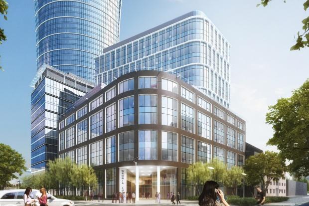 Ghelamco wybuduje biurowiec w sąsiedztwie Warsaw Spire