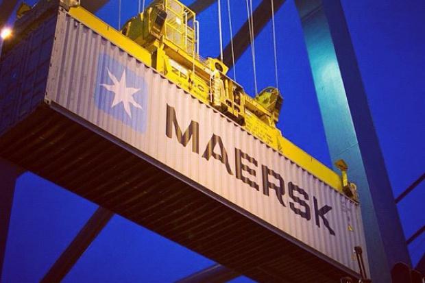 Zdecydowanie niższe zyski Grupy Maersk