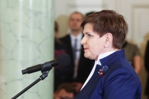 Premier: niepokoi nas wsparcie dla Nord Stream 2