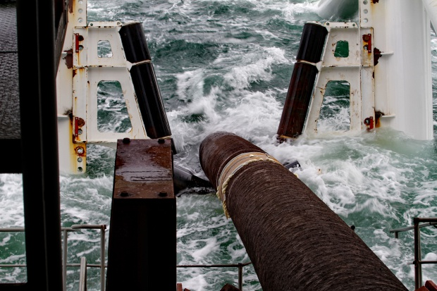 Nord Stream 2: położono już 100 km gazociągu; prace przyspieszają